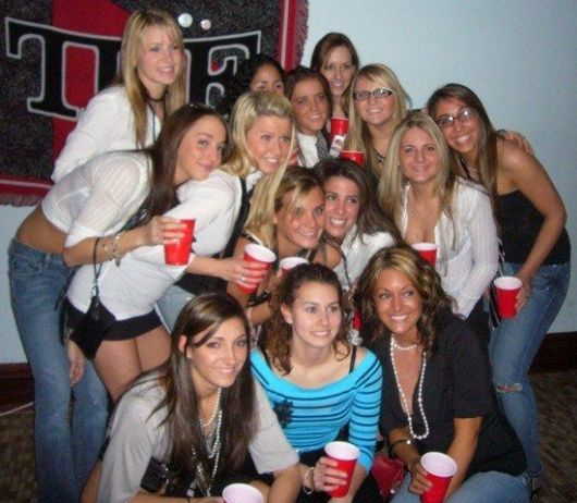 Drunk Party Girls Pics